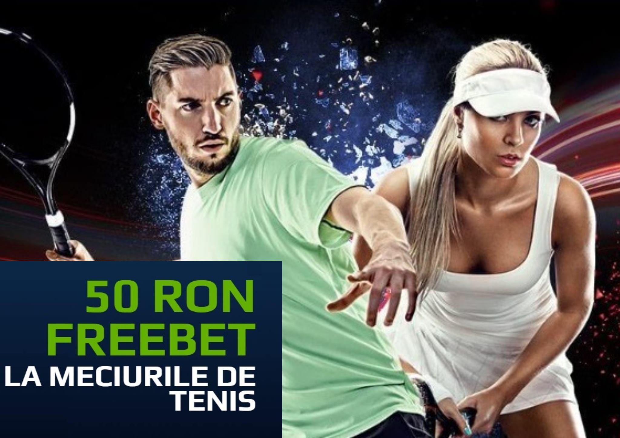 Tenis Freebet