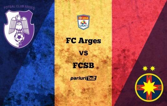 FC Argeș - FCSB