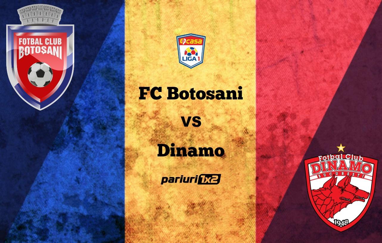 FC Botoșani - Dinamo - - - -