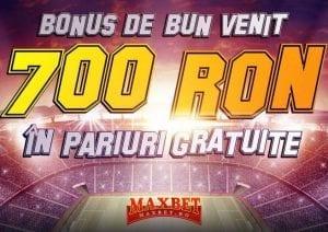 Oferta de neratat în 2021: 700 RON bonus de bun venit sub forma a 14 Pariuri Gratuite a câte 50 RON!