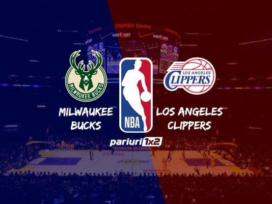 Bucks - Clippers