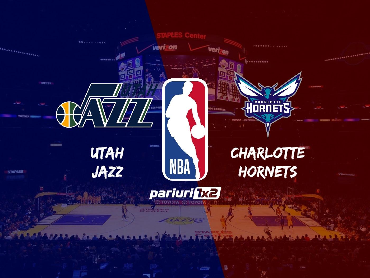 Jazz - Hornets