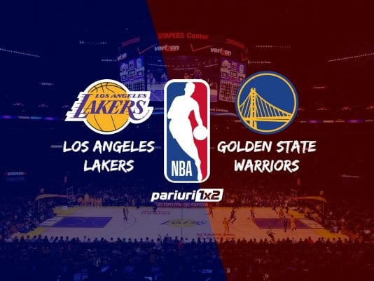 Lakers - Warriors
