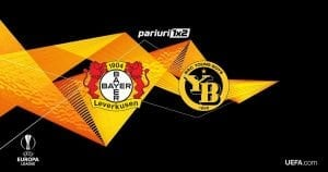 Leverkusen - Young Boys