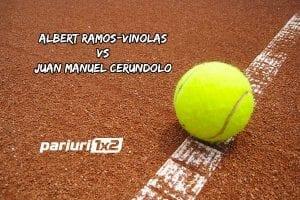 Pariuri tenis » Ramos – Cerundolo: Finala dezechilibrata la Cordoba!