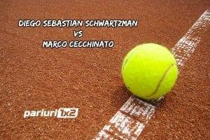 Schwartzman - Cecchinato