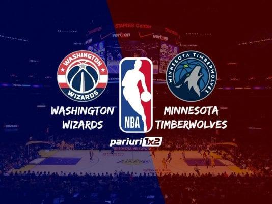 Wizards - Timberwolves