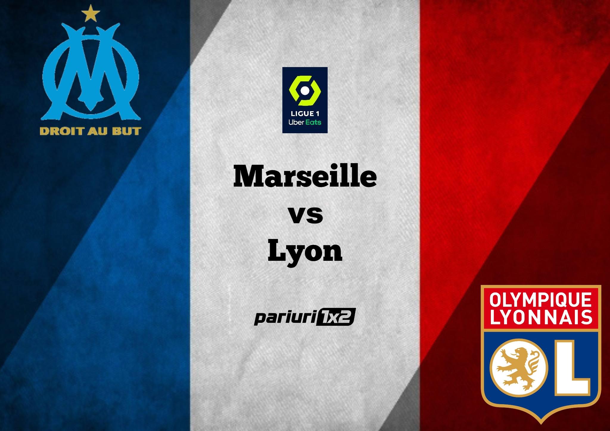 """Pariuri fotbal » Marseille – Lyon: """"Derby-ul olimpic"""", capul de afis al etapei din Ligue 1"""
