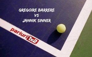 Barrere - Sinner