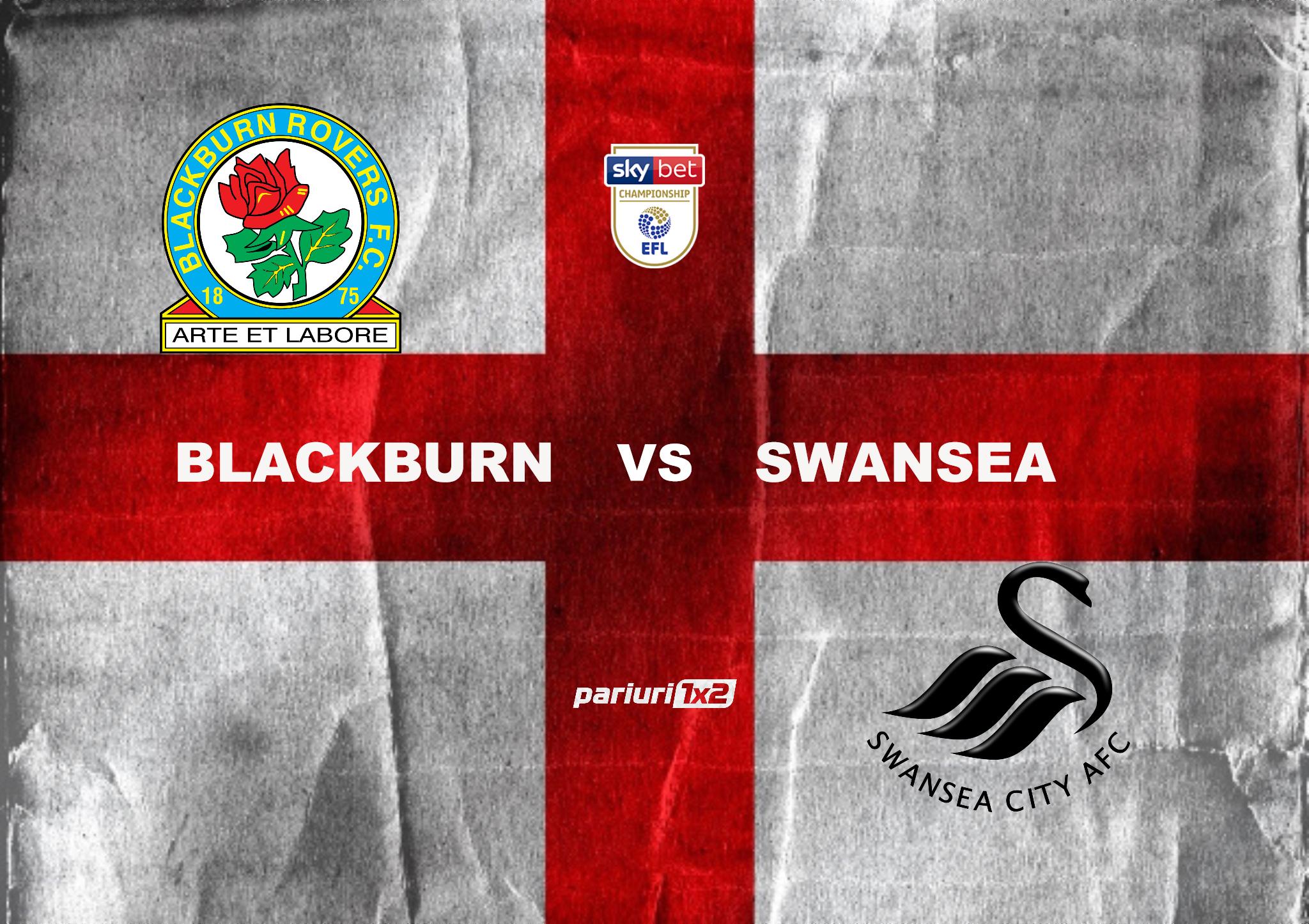 """Pariuri fotbal: Blackburn – Swansea: Cote în scădere pentru succesul """"lebedelor"""" »» Ponturi în cote 1.44 și 1.91!"""