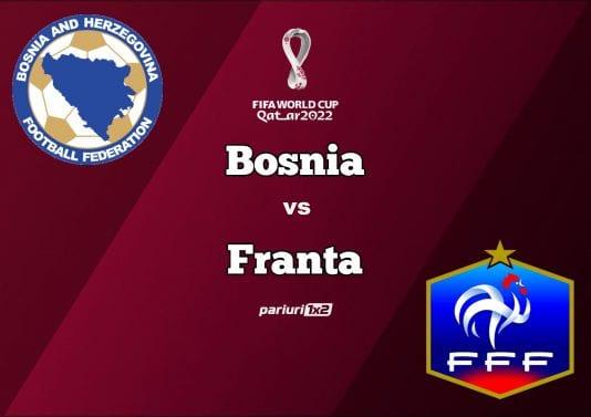 Bosnia - Franta
