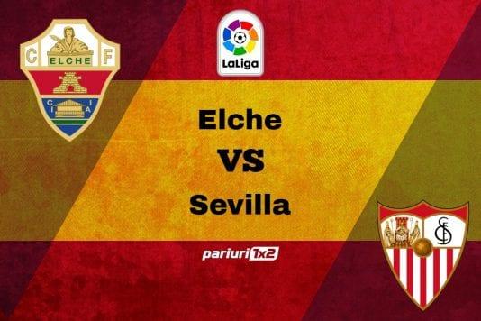 Elche - Sevilla