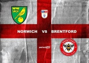 Pariuri fotbal: Norwich – Brentford: Principalele candidate la promovare »» Ponturi în cote 1.60 și 1.70!