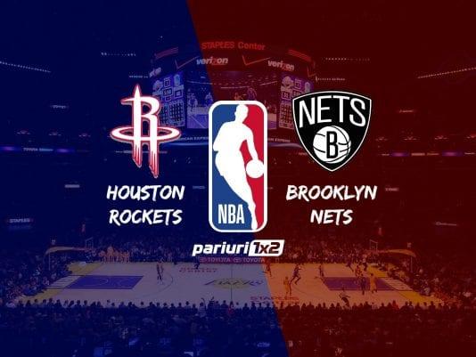 Rockets - Nets