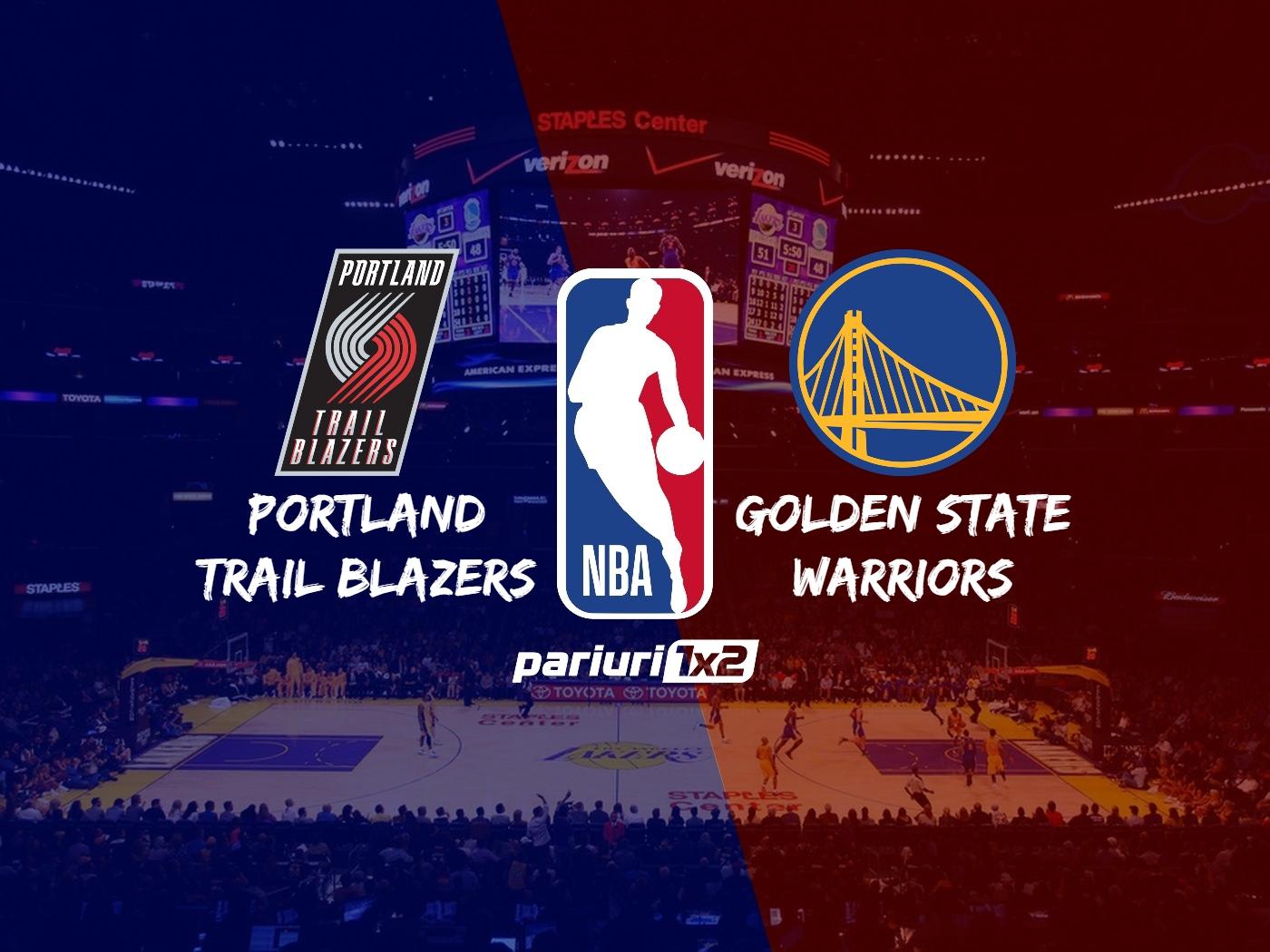 Trail Blazers - Warriors