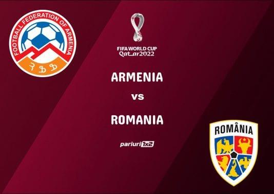 armenia - romania