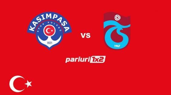 Pariuri fotbal » Kasimpasa – Trabzonspor: S-au marcat 7 goluri in tur! Vedem si acum spectacol?
