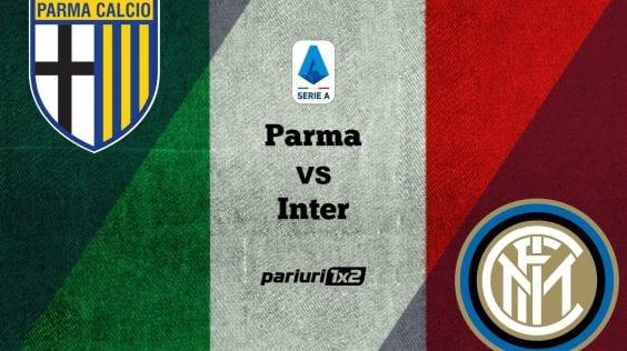 "Pariuri fotbal » Parma – Inter: ""Nerazzurrii"" se indreapta spre titlu"