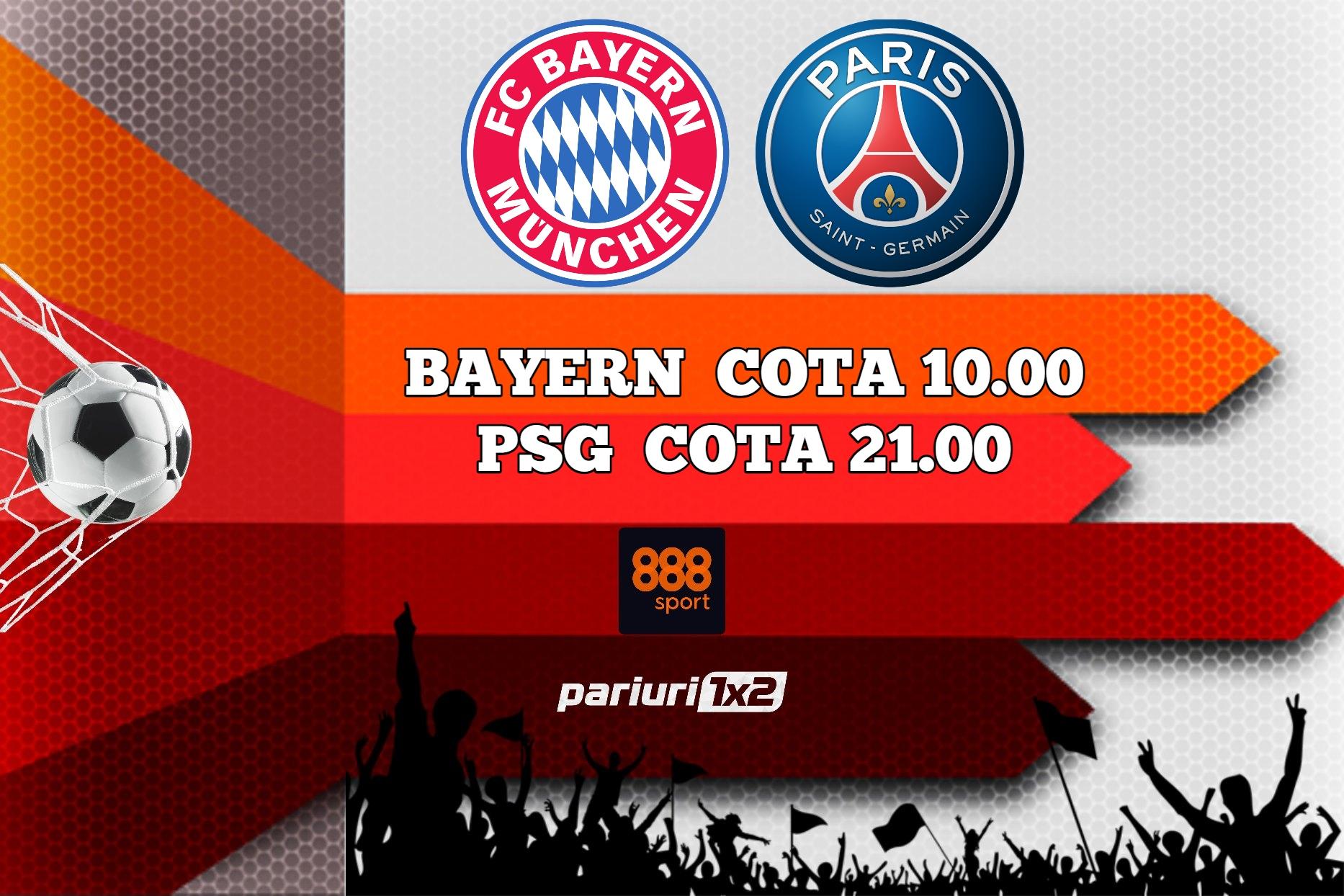 Bayern - PSG