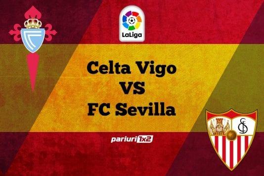 Celta Vigo - FC Sevilla