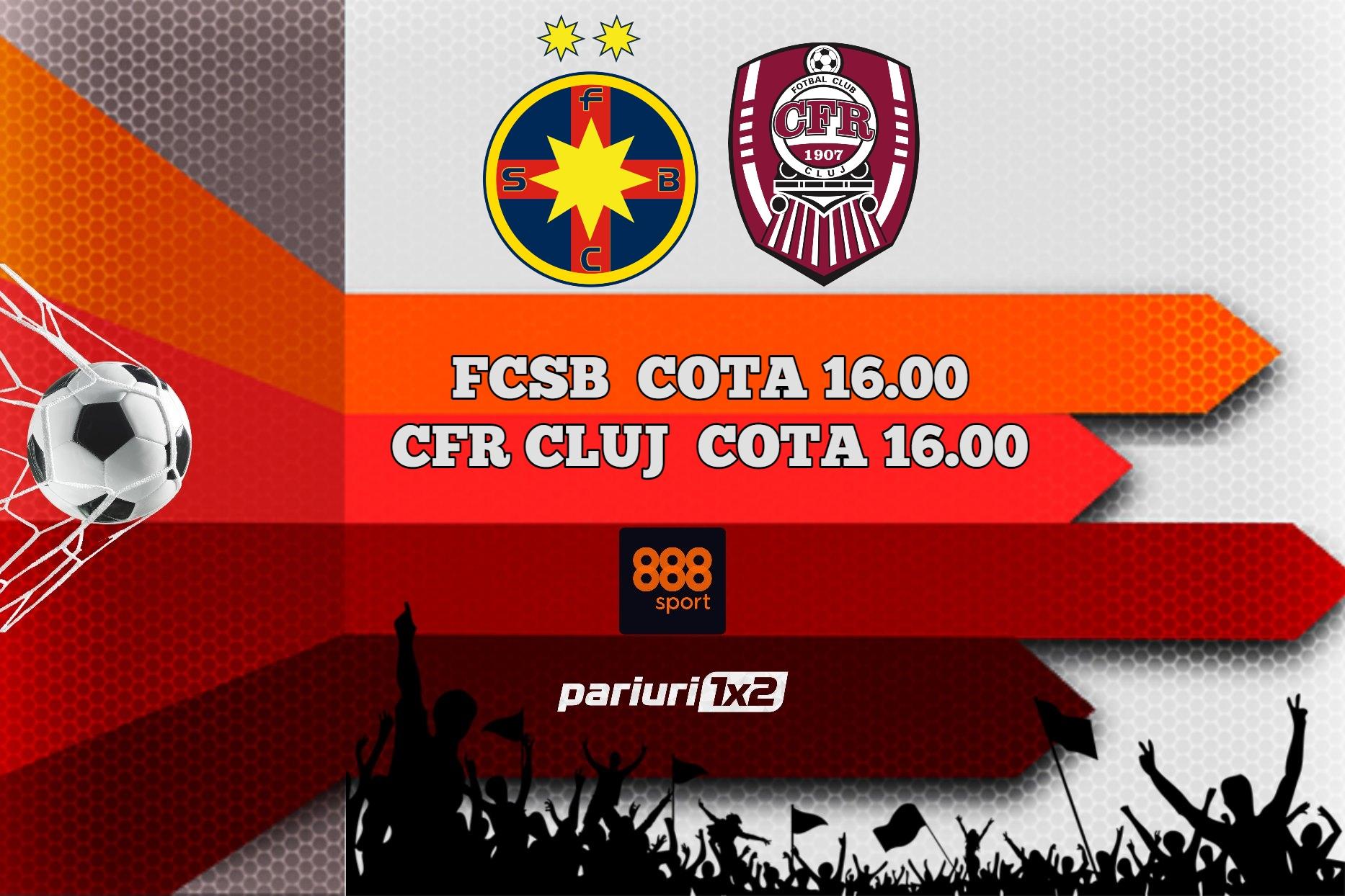 FCSB - CFR Cluj (1)