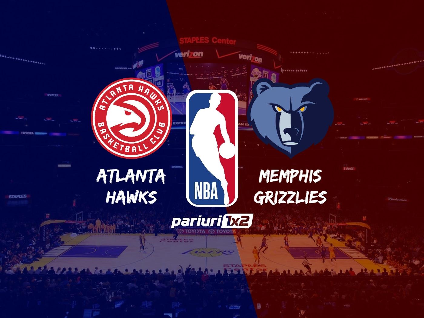 Hawks - Grizzlies