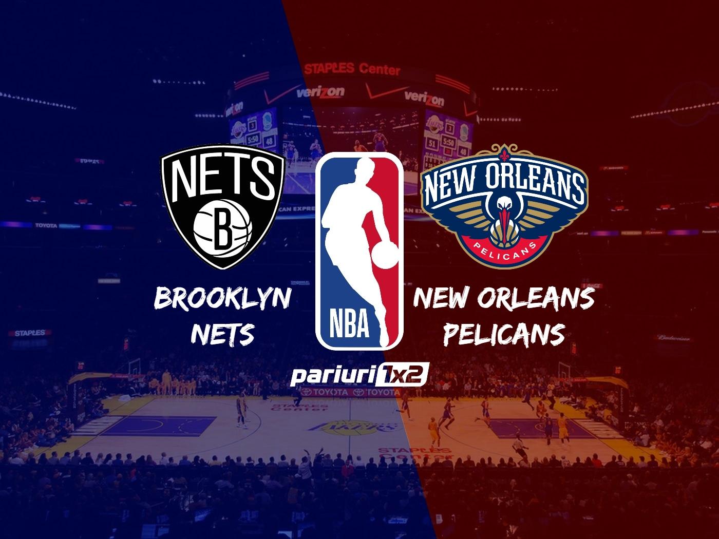 Nets - Pelicans