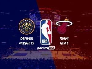 Nuggets - Heat