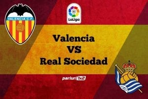 Ponturi fotbal online » Valencia – Real Sociedad: Bascii se confrunta cu numeroase probleme de lot! Mizam in consecinta pe un pont in cota 1.66