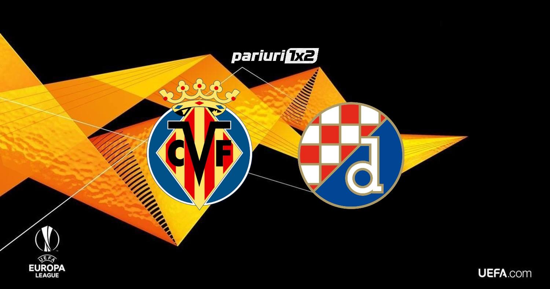 Villarreal - Dinamo Zagreb