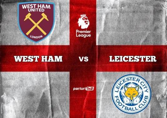 West Ham - Leicester