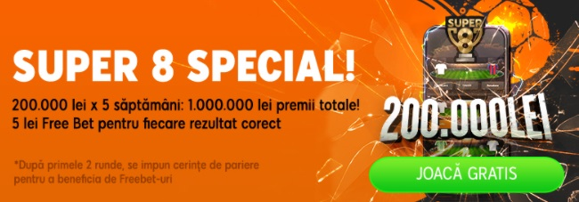 Super 8 Special