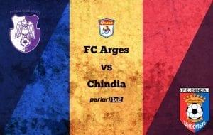 Pariuri fotbal: FC Argeș – Chindia » Piteștenii atacă locurile de play-off!