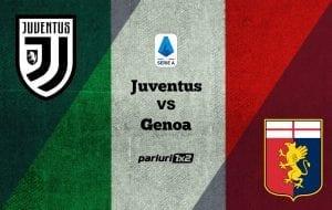 Pariuri fotbal: Juventus – Genoa » Juve mai spera doar la locul 2