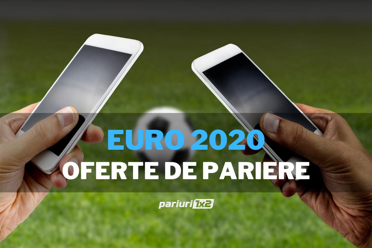 Oferte pariuri Euro 2020