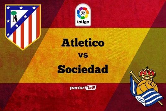 Atletico - Sociedad