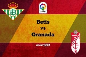 Ponturi fotbal online » Betis – Granada: Varianta in cota 1.83 bazata pe evolutia gazdelor!