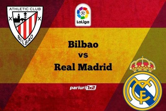 Bilbao - Real Madrid