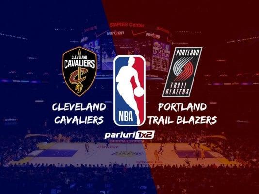 Cavaliers - Trail Blazers
