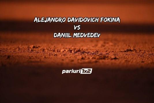 Dvidovich Fokina - Medvedev