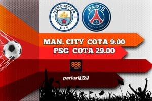 Man. City - PSG