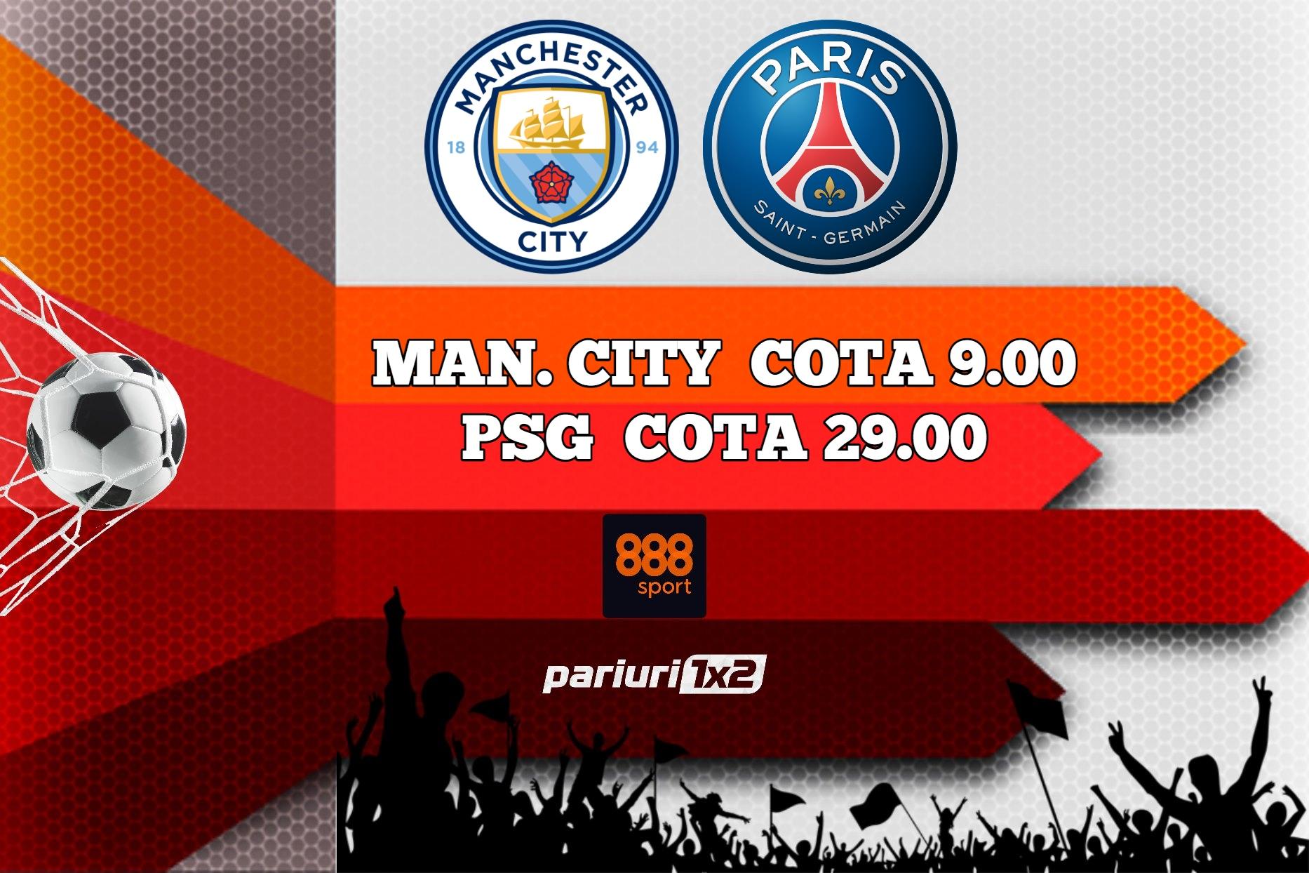 Man. City - PSG