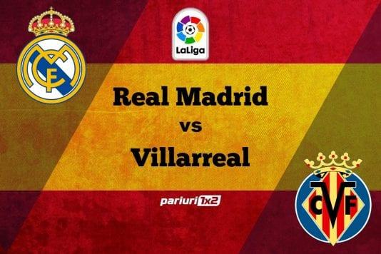 Real Madrid - Villarreal