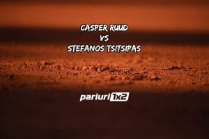 Ruud - Tsitsipas