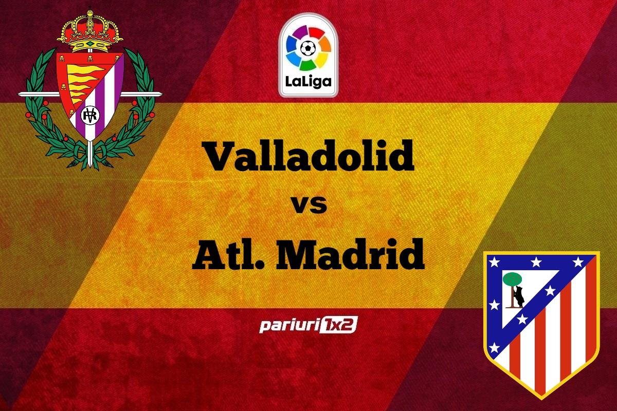 Valladolid - Atletico Madrid