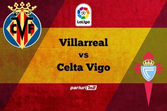 Villarreal - Celta Vigo