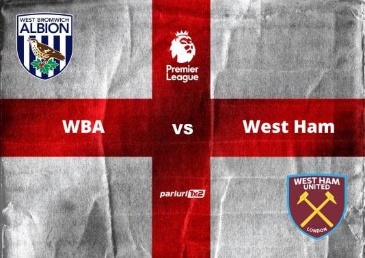 WBA WEst Ham