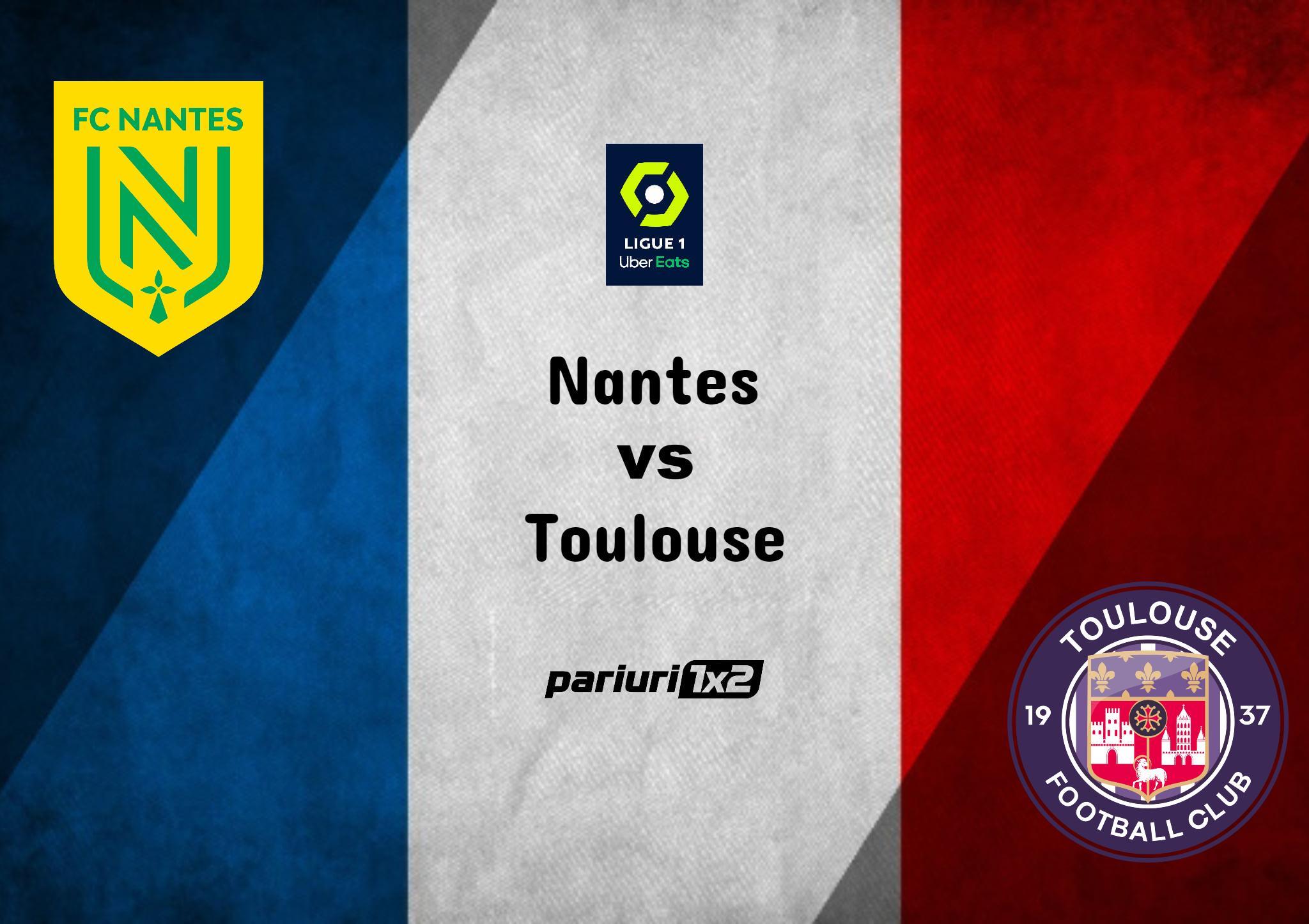 "Ponturi bune » Nantes – Toulouse: ""Canarii"" au obtinut o mare victorie in tur!"