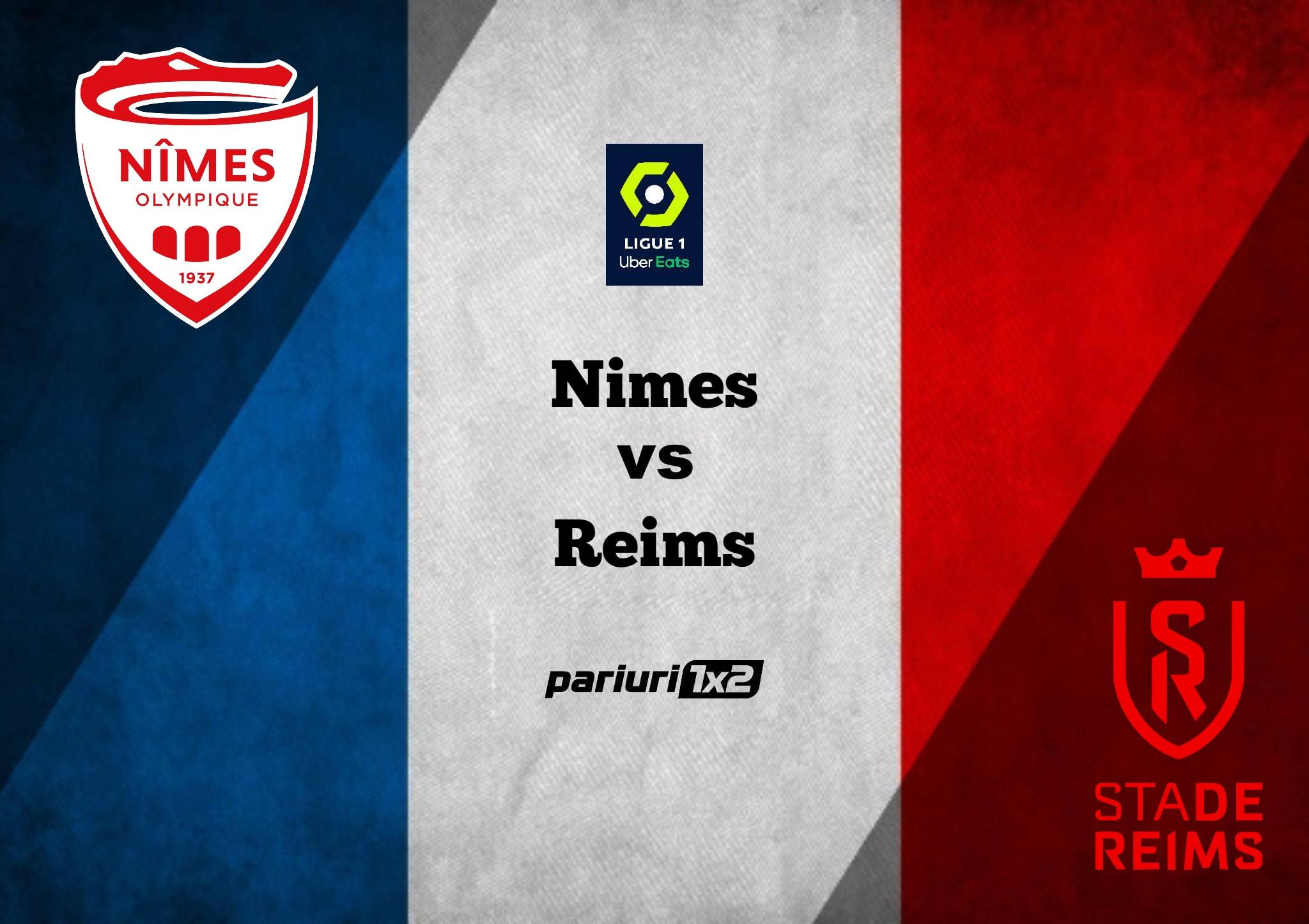 Pariuri fotbal » Nimes – Reims: Duelul disperarii pentru gazde