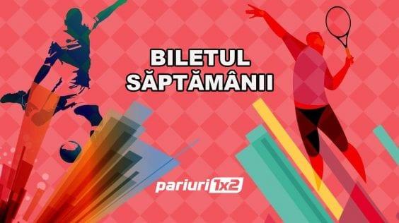 "Biletul saptamanii cu XBraker (VIDEO) » Miza x 5.46: ""Mix"" din hochei si fotbal in drumul spre ""verde""! Disputa dintre CFR Cluj si Randers nu lipseste pe ""combo-ul"" nostru!"